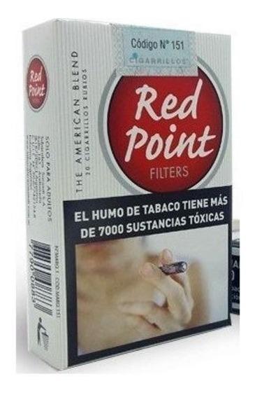 Cigarrillo Red Point Original 10 Atado Por Pak