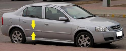 Chevrolet Astra 4p. Bagueta P/p Puerta Trasera Derecha