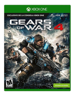 Gears Of War 4 En 4k Español Nuevo (en D3 Gamers