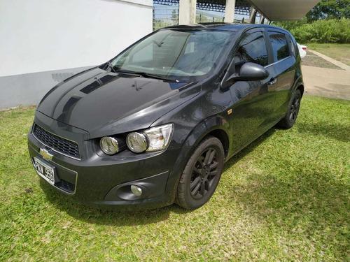 Chevrolet Sonic 1.6 Ltz Mt 2015