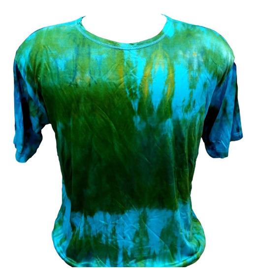 Camiseta Indiana Masculina Bata Malha Fria Tamanho G