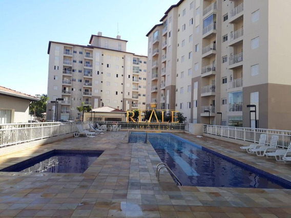 Apartamento Com 2 Dormitórios À Venda, 52 M² Por R$ 276.000 - Ortizes - Valinhos/sp - Ap0623