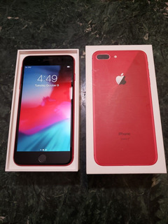New Apple iPhone 8 Plus 256gb 3gb Ram