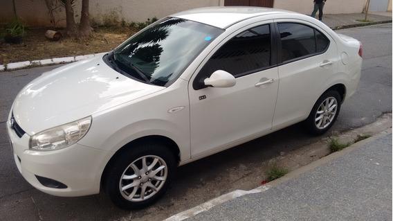 Jac J3 Turin Branco - Bancos Em Couro - Carro Perfeito