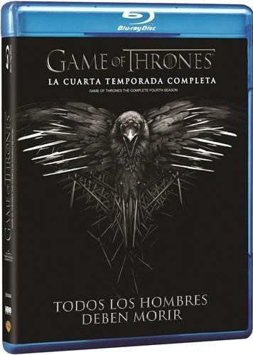Game Of Thrones Cuarta Temporada 4 Bluray Juego De Tronos - $ 349.00 ...