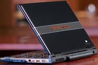 Laptop Gateway P6831 Fx Gamming X Piezas Gamer