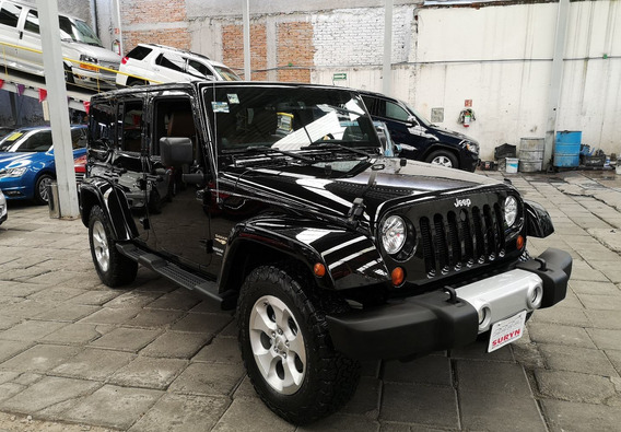 Wrangler Unlimited Sahara 2013