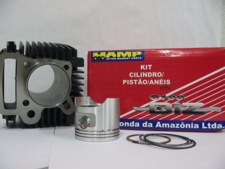 Kit De Motor C-100 Biz E C-100 Dream (cilindro+pistão+jogo