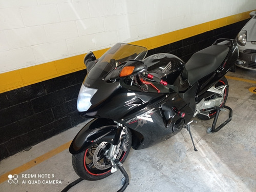 Honda Cbr 11000 Black Bird