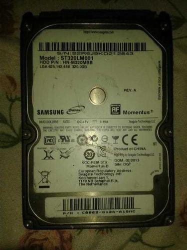 Disco Rigido 320gb Xbox 360