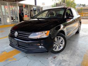 Volkswagen Jetta 2.5 Comfortline Tiptronic Quemacocos 2016