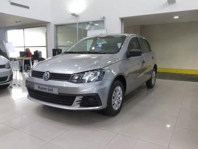 Okm Volkswagen Gol Trend 3p Trendline My17 Tasa 0% Alra Vw
