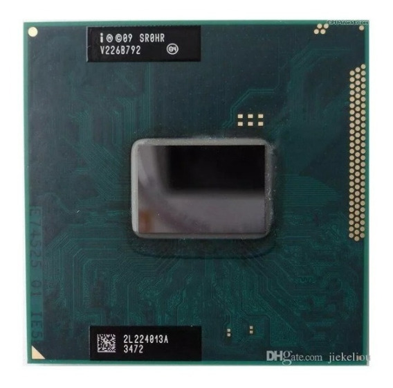 Processador Intel Mobile Celeron B830 1.80ghz 2m Sr0hr