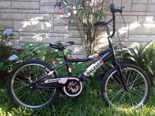 Bicicleta Raleigh Bmx Rodado 20 Mxr Usada