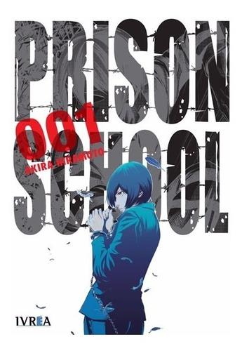 Manga Prison School Tomo 01 - Editorial Ivrea