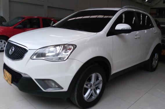 Ssangyong Korando 4x4 Diesel Automatic