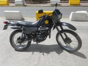 Suzuki Ts 185cc Negro Año 2001