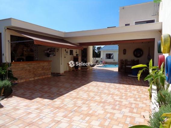 Casa. 1430,00 M² - Villa Nova Roncon,riberião Pires- 3 Dormitórios. - Ca0011