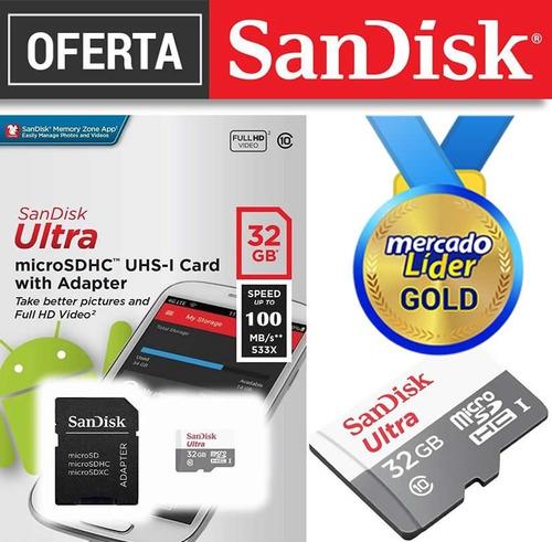 Tarjeta De Memoria Micro Sd 32gb Adata Clase10 Inc Iva