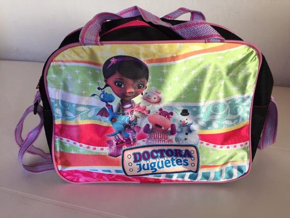 Bolso Cartera Disney Junior Doctora Juguetes