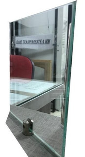 Vidrio Float Incoloro 4mm Precio Por M2 Cortes A Medida