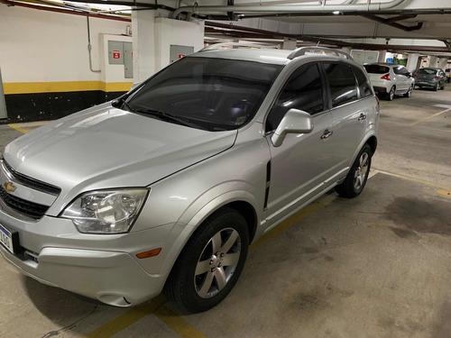 Imagem 1 de 13 de Chevrolet Captiva 2011 2.4 Sport Ecotec 5p