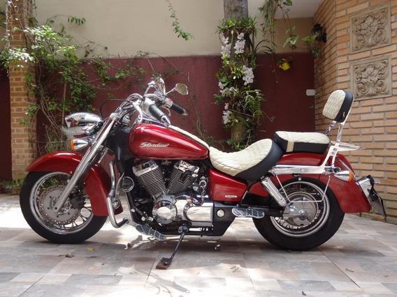 Shadow 750 Honda - Vermelha 35 Mil Km (2006)