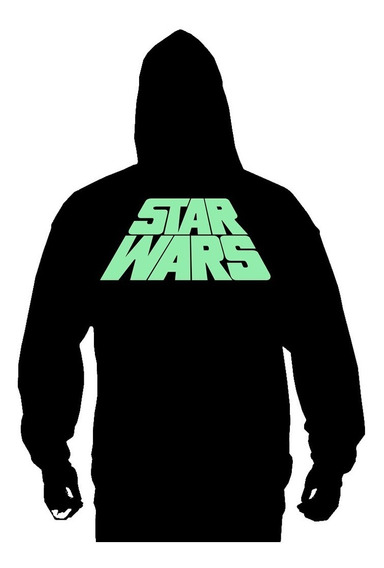 Sudaderas Star Wars Brilla En Oscuridad Envio Gratis