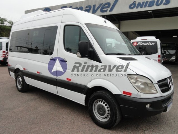 Van Sprinter 14/15 Teto Alto 16 Lug.ar Condicionado 415 Cdi