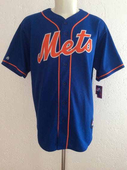 official photos fde03 bbf4e NUOVO L NEW York Mets Shirt-Carlos Delgado-Mlb Baseball ...