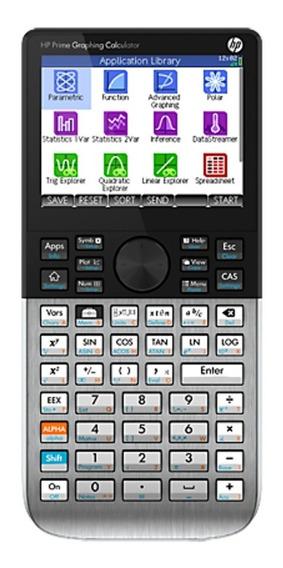 Aplicativo Para A Calculadora Hp Prime (envio Por Email)