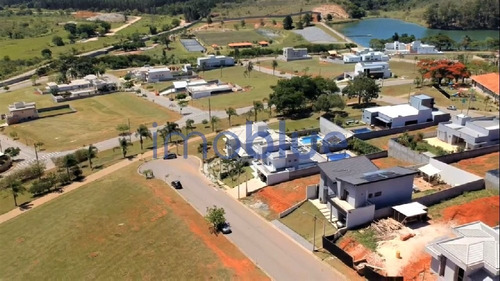 Terreno 596m² Em Condomínio Fechado De Itatiba,... - 1148