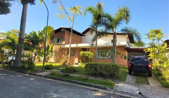 Casas En Venta El Hatillo Mls #20-23015 Mj