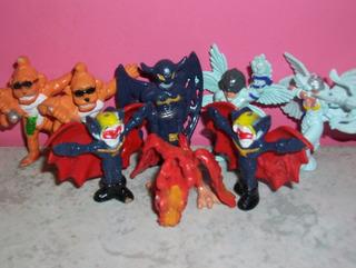 Digimon Personaje Coleccion Juguete Muñeco Anime Figura C/u