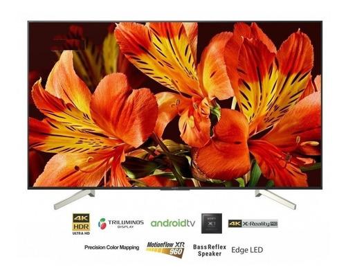 Imagen 1 de 5 de Tv 65  Sony Smart Ultra Hd 4k Hdr Xbr-65x856