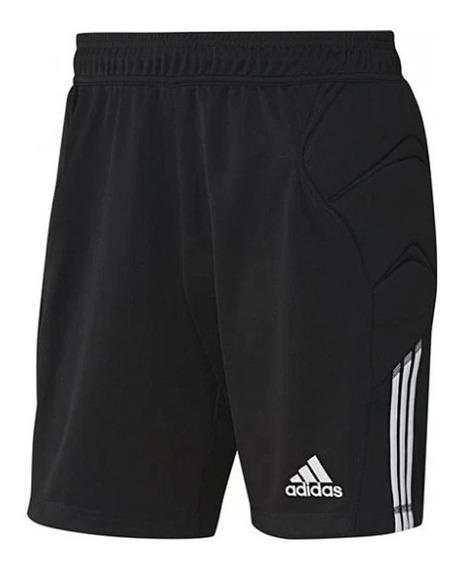 Short Negro adidas Tierro13 Para Hombre Original Z11471