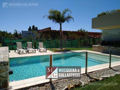 Imagen 1 de 25 de Mosquera Y Gallastegui- Venta- Casa - Ayres De Pilar