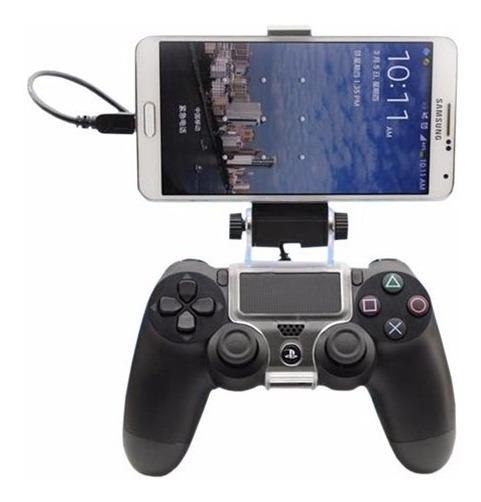 Suporte P/ Controle Ps4 Celular Melhor Que Sony Gcm10 Play 4