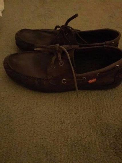 Zapatos Náuticos Para Colegio Talle 43