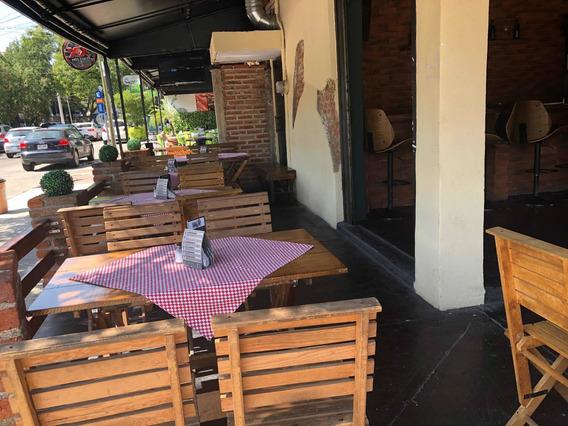 Traspaso Restaurante - Bar Cerca De Chapultepeck, Regalado.