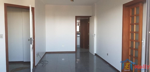 Apartamento Com 3 Dormitórios À Venda - Vila São Jorge, Presidente Prudente/sp - 815