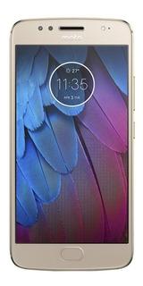 Motorola Moto G5s 32gb Ouro Usado Excelente C/ Nf