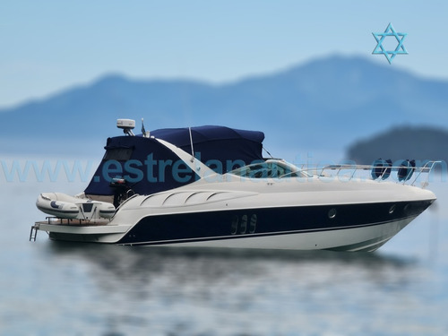 Lancha Phantom 36 Barco Iate N Azimut Fishing Cimitarra