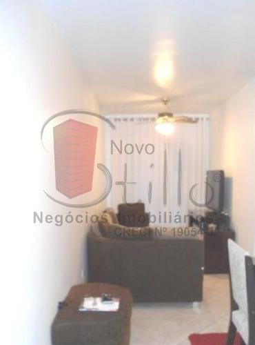 Imagem 1 de 11 de Apartamento - Vila Ema - Ref: 4541 - V-4541
