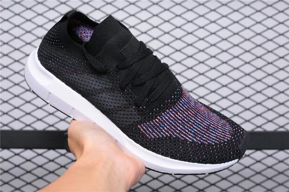 adidas Swift Run Black/ Lav 36-44 Imports Online Line