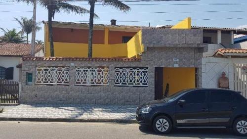 Imagem 1 de 14 de Casa No Litoral Sul, Com 3 Dormitórios Em Itanhaém/sp 4977pc