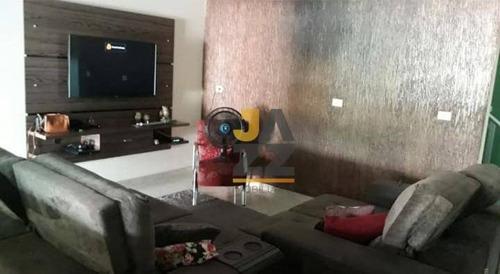 Bela Casa Com 3 Dormitórios À Venda, 166 M² Por R$ 450.000 - São Manoel - Nova Odessa/sp - Ca13407