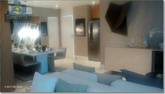 Apartamento Residencial À Venda, Campestre, Santo André. - Ap4178