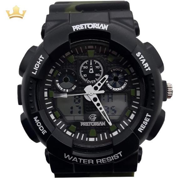 Relógio Pretorian Masculino Wprt-02-2 Com Nf