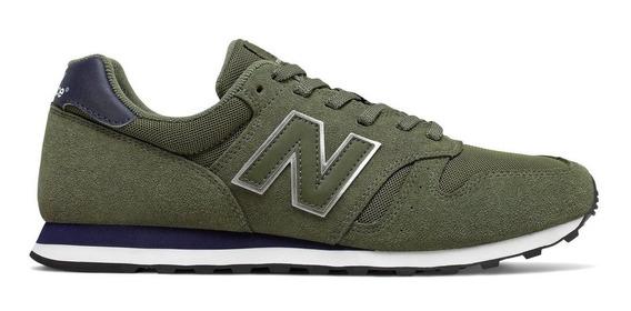 Tênis New Balance 373 Verde Ml373mdt | Mercado Livre